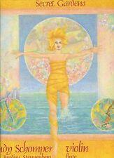 JUDY SCHOMPER secret gardens HOLLAND EX LP 1980