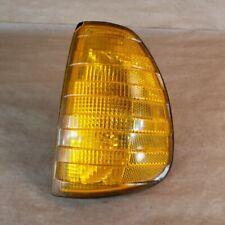 Mercedes Benz W123 300TD Original Front Left LH Turn Signal Light Housing OEM