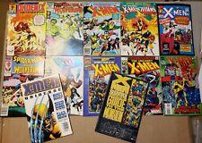 X-MEN WOLVERINE MARVEL COMICS SPECIAL EDITIONS 12 PHOENIX SURVIVAL GUIDE VS HULK
