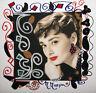 "MARIA MURGIA - ""Audrey Hepburn"" - PEZZO UNICO SU CARTONCINO CM 40X40"