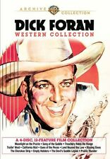 DICK FORAN Oeste Colección: 12 películas en 4 DISCOS DVD DICK FORAN
