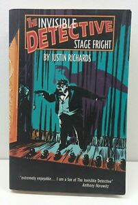 The Invisible Detective Stage Fright by Justin Richards (Paperback, 2005)