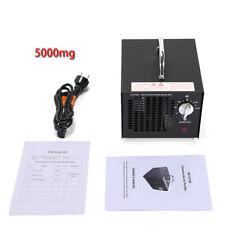 5000g//h Ozongenerator Ozon-Luftreiniger 5G Ozongerät Ozonisator Luftsterilisator