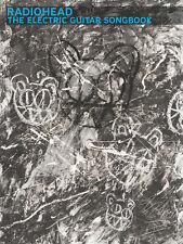 Radiohead: la Guitarra Eléctrica Guitarra Eléctrica Cancionero Partituras artista Songb