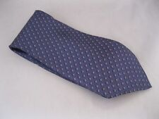 "GIORGIO ARMANI SILK TIE~BLUE~MULTI-COLOR~ITALY~59""X3~PRE-OWNED"