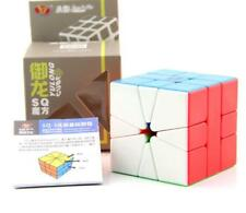YongJun SQ1 Magic Cube 3-Layered Square One Speed Cube Puzzle Toy Stickerless