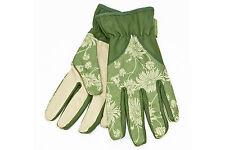 TX079 Laura Ashley Garden Light Duty Gloves - Kimono Pattern - Size Large