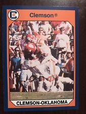 "1990 Clemson Tigers Collegiate Collection #137 - ""1989 Citrus Bowl"""