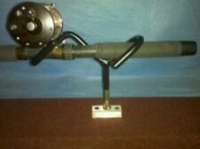 Catfishing rodholders set of 2,with mounting BLOCKS .and free ship.