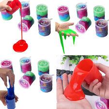 Slime Colorful Funny Drums Gag Party Favor Prank Toys Kids Gift Trick Barrel O
