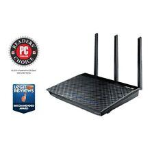 ASUS RT-AC66U Dual-band 3x3 AC1750 Wifi 4-port Gigabit Router