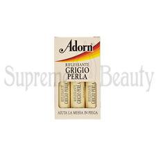 Adorn Fiale riflessanti 3 x 20 Ml. - Grigio Perla (8009180190060)