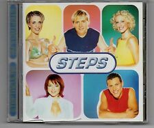 Steps - Steptacular (1999 CD Album) 14 Trax. Pop/Disco/Party Music @@LOOK@@