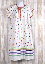 NWT Vintage Nightgown Sleepwear Rainbow Fashions New York Size Medium