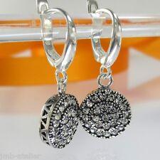 A578 Ohrringe Earrings 925 Silber Schmuck mit Swarovski Elements Kristallsteine
