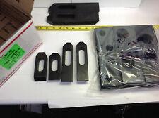 TE-CO 20208 Steel Super Clamp Kit 11//16 Table T-Slot x 5//8-11 Stud 51 Pieces