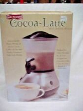 Cocoa-Latte Back to Basics Products Model Number CM300BR 120VAC 60HZ 600W
