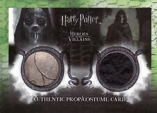 Harry Potter Heroes & Villains Death Eater PC1 Prop & Costume Card
