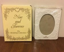 """Papel Freelance Now and Forever 50th Wedding Anniversary 5 x 7 """" Photo Frame"""