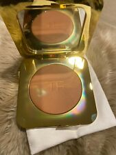 New Tom Ford The Ultimate Bronzer 01 Gold Dust Makeup Powder Kim Kardashian Kkw