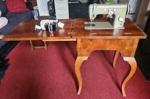 Pfaff 230 Sewing Machine With Table (not singer)