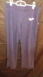 Vintage Jones & Mitchell Colorado Buffaloes Cotton Athletic Yoga Pants Blue sz S