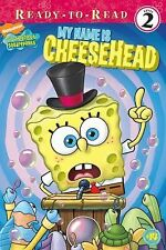 My Name Is CheeseHead Spongebob Ready to Read Level 2 (2008, Paperback) BB-205