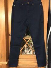 Bnwt Joules  Dark Indigo Stretch Skinny Jeans Sz 12
