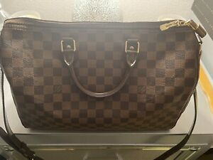 louis-vuitton speedy bandouliere 35 Pre Owned Condition