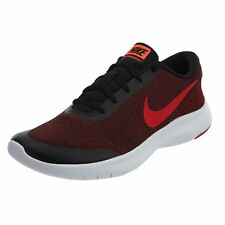 100% authentic d853b 8736b Nike Mens Flex Experience Run 7 Shoe Black University Gym Red Size 8