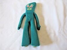 Vintage 14.5 Inch Gumby Stuffed Action Figure
