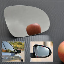 Right Side Door Mirror Glass Heat W/Holder for VW Golf Jetta Rabbit Passat NEW