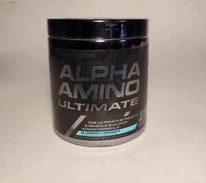 Cellucor Alpha Amino Ultimate Blueberry Lemonade 20 Servings 08/2021