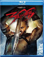 300: Rise of an Empire (Blu-ray/DVD, 2014, 2-Disc Set, )