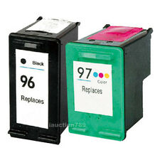 3pcs HP 96 97 INK CARTRIDGE for HP PSC 2610/2710/2575 Deskjet 5740/6540/6840