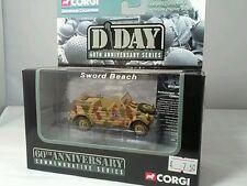 - CORGI DIECAST - CS90253 D-DAY Kubelwagen Wehrmacht
