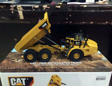 Caterpillar Cat 740B Articulated Truck 1:50 Scale By DieCast Masters DM85501