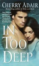 IN TOO DEEP by Cherry Adair T-FLAC : WRIGHT FAMILY #3 ~ ROMANTIC SUSPENSE