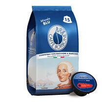 Caffè Borbone 90 Capsule Compatibili Nescafé Dolce Gusto® Miscela Blu
