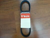 Mitsuboshi General Utility Replacement Commercial V-belt 3L320, 3/8 x 32in