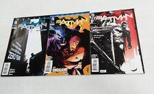 Batman new 52 Annual lot #2-4 (3 book lot) #2 #3 #4