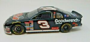 Autographed 1998 Revell Select Goodwrench # 3 Dale Earnhardt --1:24th scale