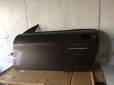 BMW OEM E63 645 650 04-2010 LEFT DRIVER SIDE DOOR SHELL GOLD