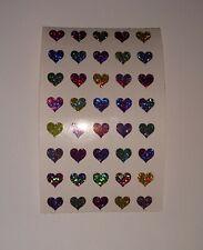 🤩Mrs Grossman's Herzen Glitzer 🤩 Scrapbooking Sticker