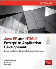 Java EE and HTML5 Enterprise Application Development  Good