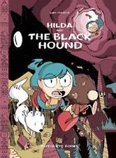 Hilda and the Black Hound (Hildafolk) by Luke Pearson, NEW Book, (Hardcover) FRE