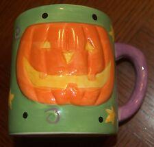 HALLOWEEN  Jack o' Lantern  MUG Ceramic  Excellent Condition