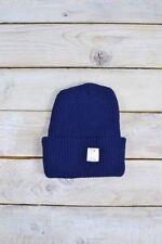 Chapeaux bleus en polyester pour homme