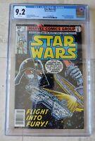 Star Wars #23  5/79 Marvel Comics 9.2 CGC Universal Grade Near MINT- (white pgs)