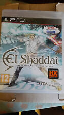 EL SHADDAI ASCENSION OF THE METATRON EDIZIONE  ITALIANA PS3  SIGILLATO